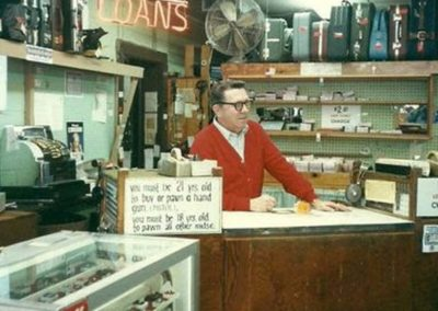 History Of Pawn Shops